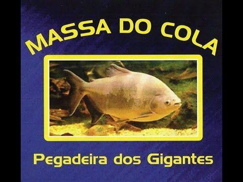 Massa Para Pesca Do Cola (500g)  - Life Pesca - Sua loja de Pesca, Camping e Lazer