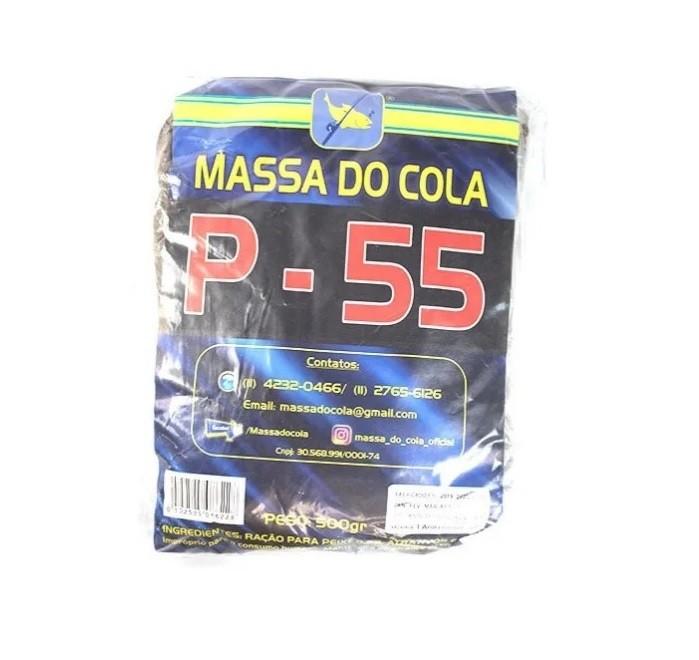 Massa Para Pesca Do Cola - P-55 (500g)