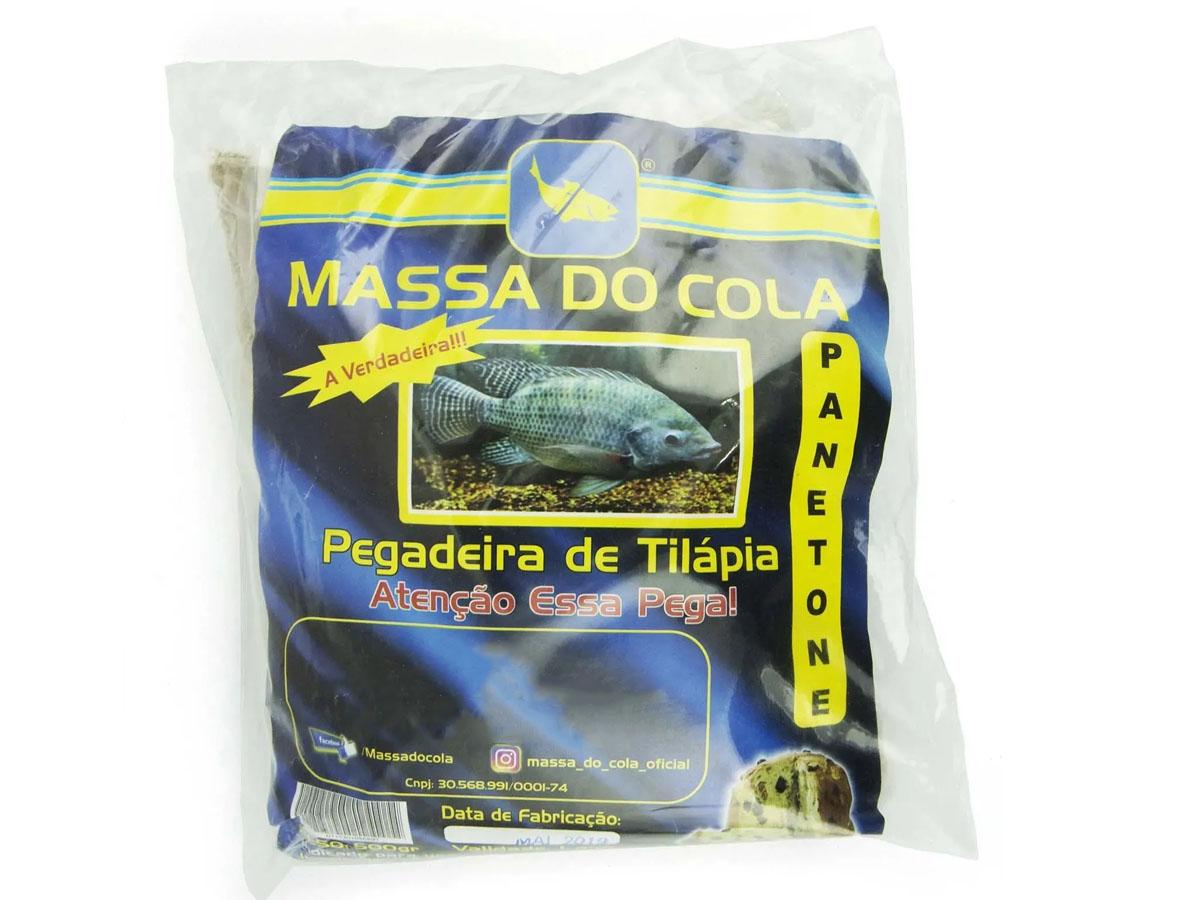 Massa Para Pesca Do Cola - Tilápia Panetone (500g)