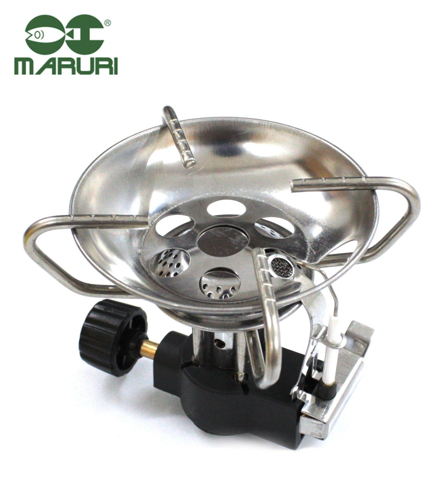 Mini Fogareiro Queimador á Gás Maruri - HM166-L1