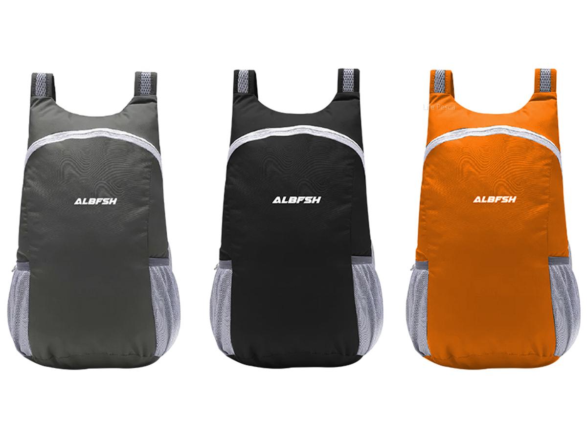 Mochila Sport Bag Compact AF-BX01 - Albatroz Fishing - Várias Cores