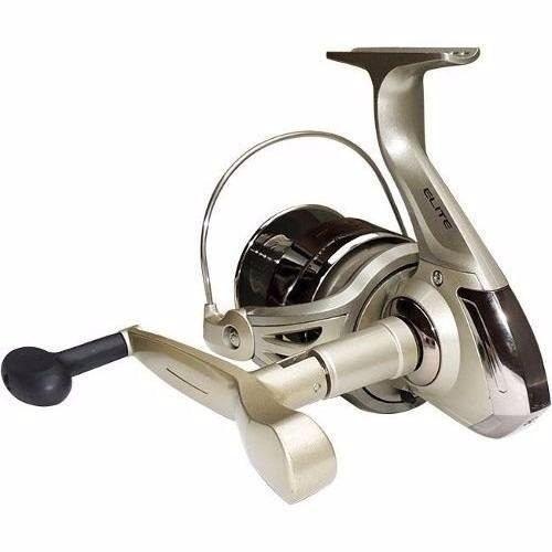 Molinete Elite 5000 - Marine Sports - 3 Rolamentos  - Life Pesca - Sua loja de Pesca, Camping e Lazer