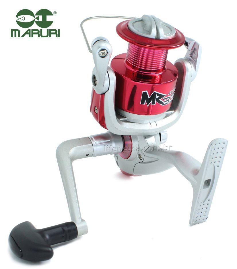 Molinete Maruri MR33 2000 - 3 Rolamentos