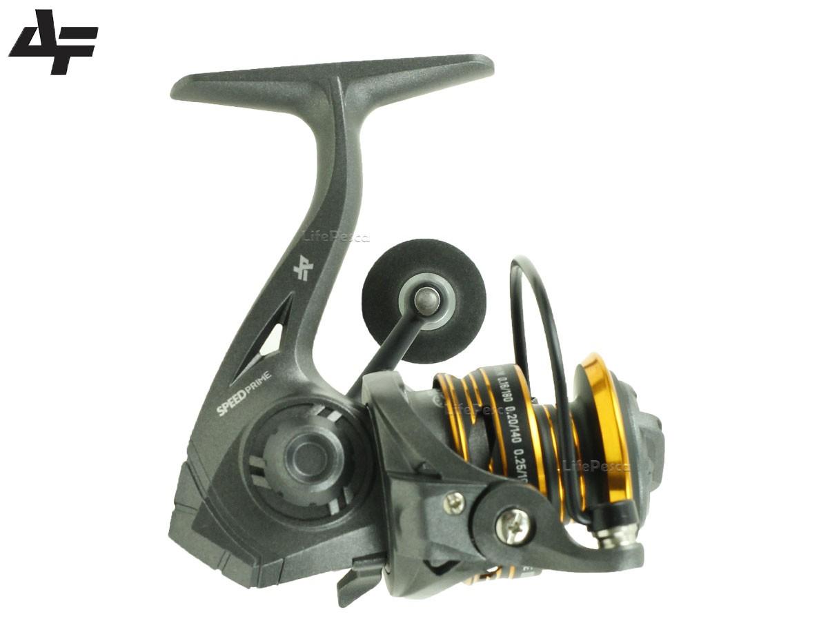 Molinete Ultralight Albatroz Fishing SpeedPrime 500 - 5 Rolamentos  - Life Pesca - Sua loja de Pesca, Camping e Lazer