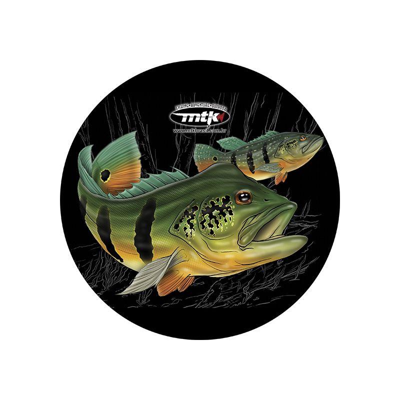 Mouse Pad Tucunaré MTK  - Life Pesca - Sua loja de Pesca, Camping e Lazer