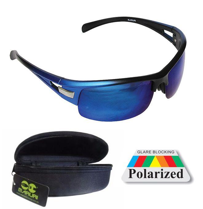 Óculos P/ Pesca Maruri Polarizado 100% Proteção Uv  - Vários Modelos