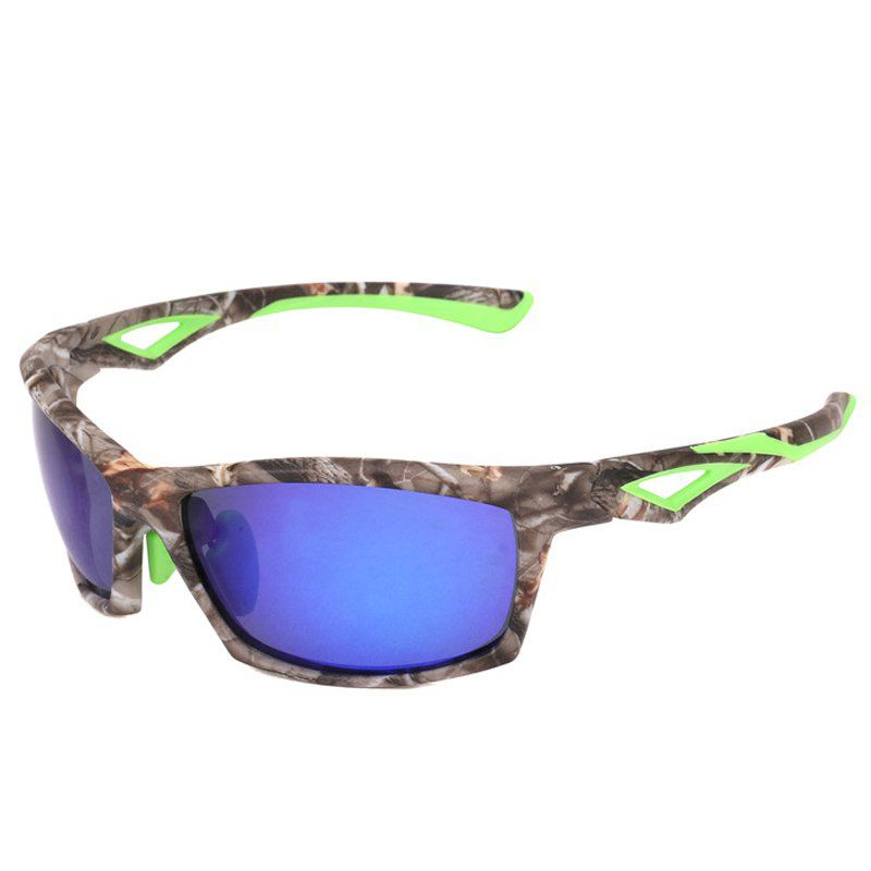 Óculos para Pesca Polarizado Camuflado