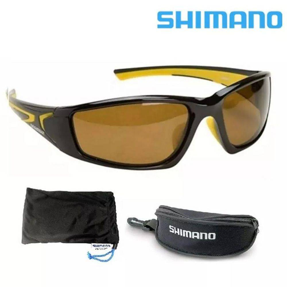 Óculos para Pesca Polarizado Shimano BEASTMASTER