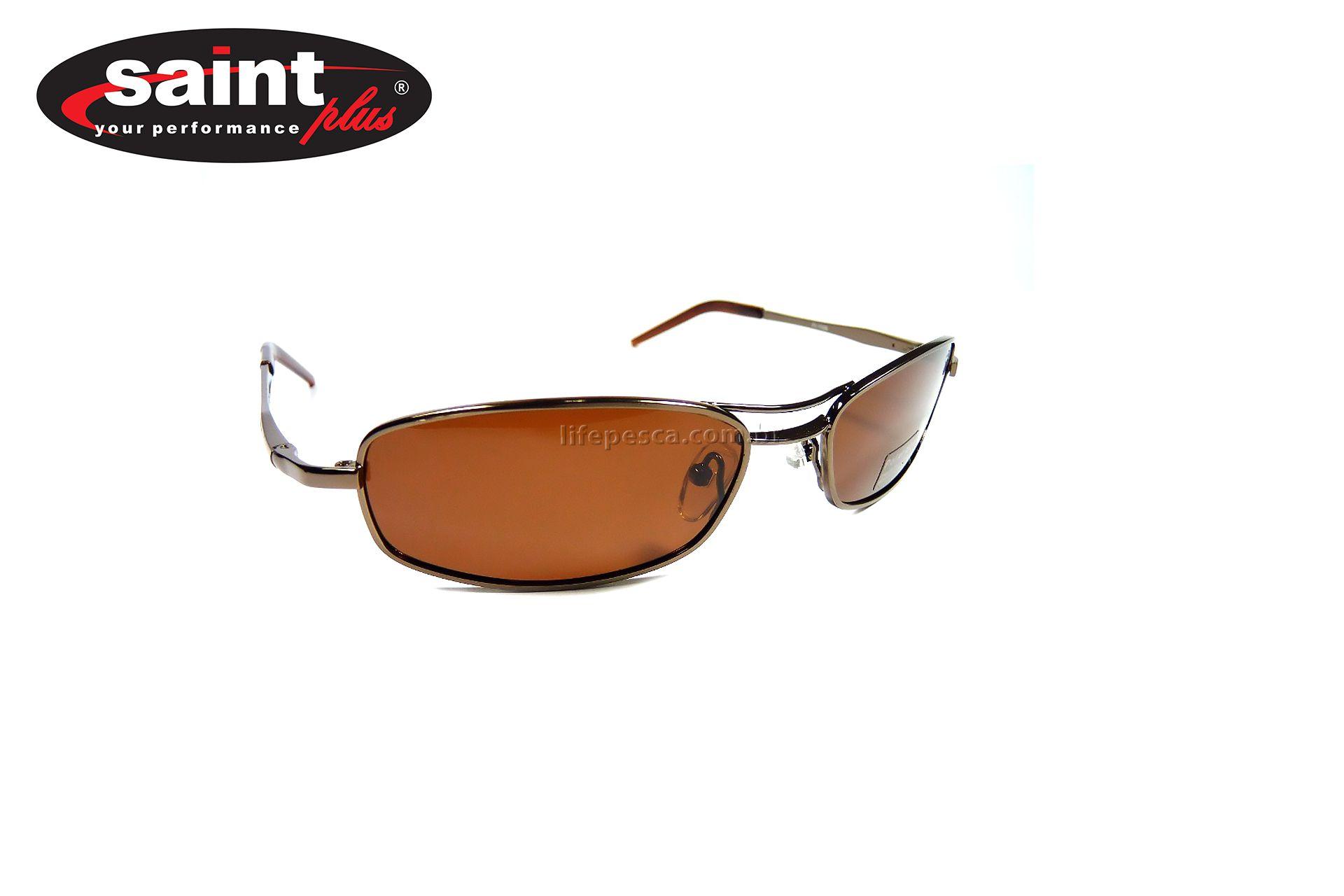 Óculos Polarizado Saint 100% Proteção Uv - Aluminium 1004