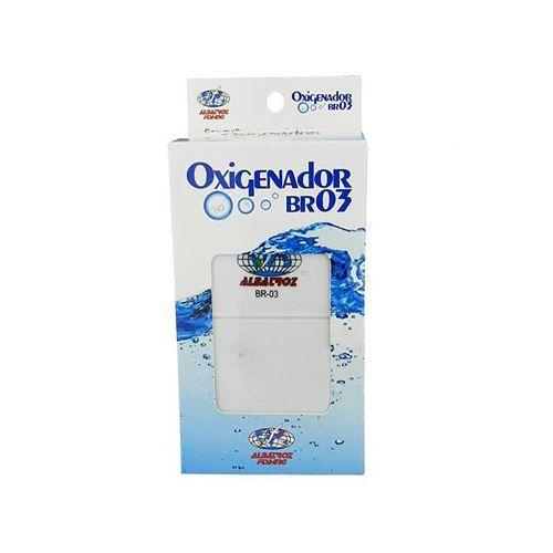 Oxigenador BR-03 P/ Iscas Vivas - Albatroz Fishing   - Life Pesca - Sua loja de Pesca, Camping e Lazer