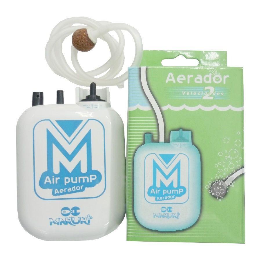 Oxigenador Portátil Para Iscas Vivas AP1502  - Maruri