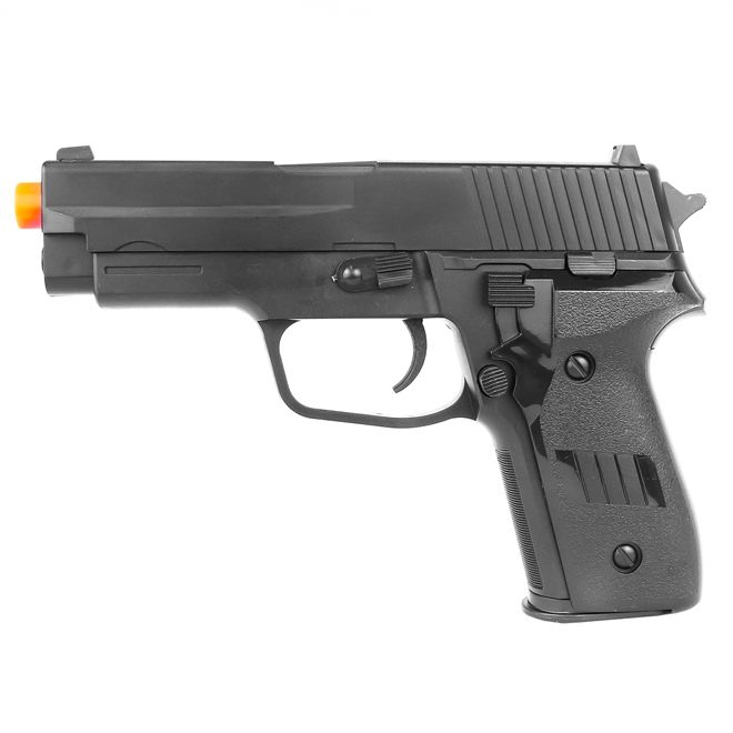 Pistola Airsoft VG P226 - 2124 Mola 6mm
