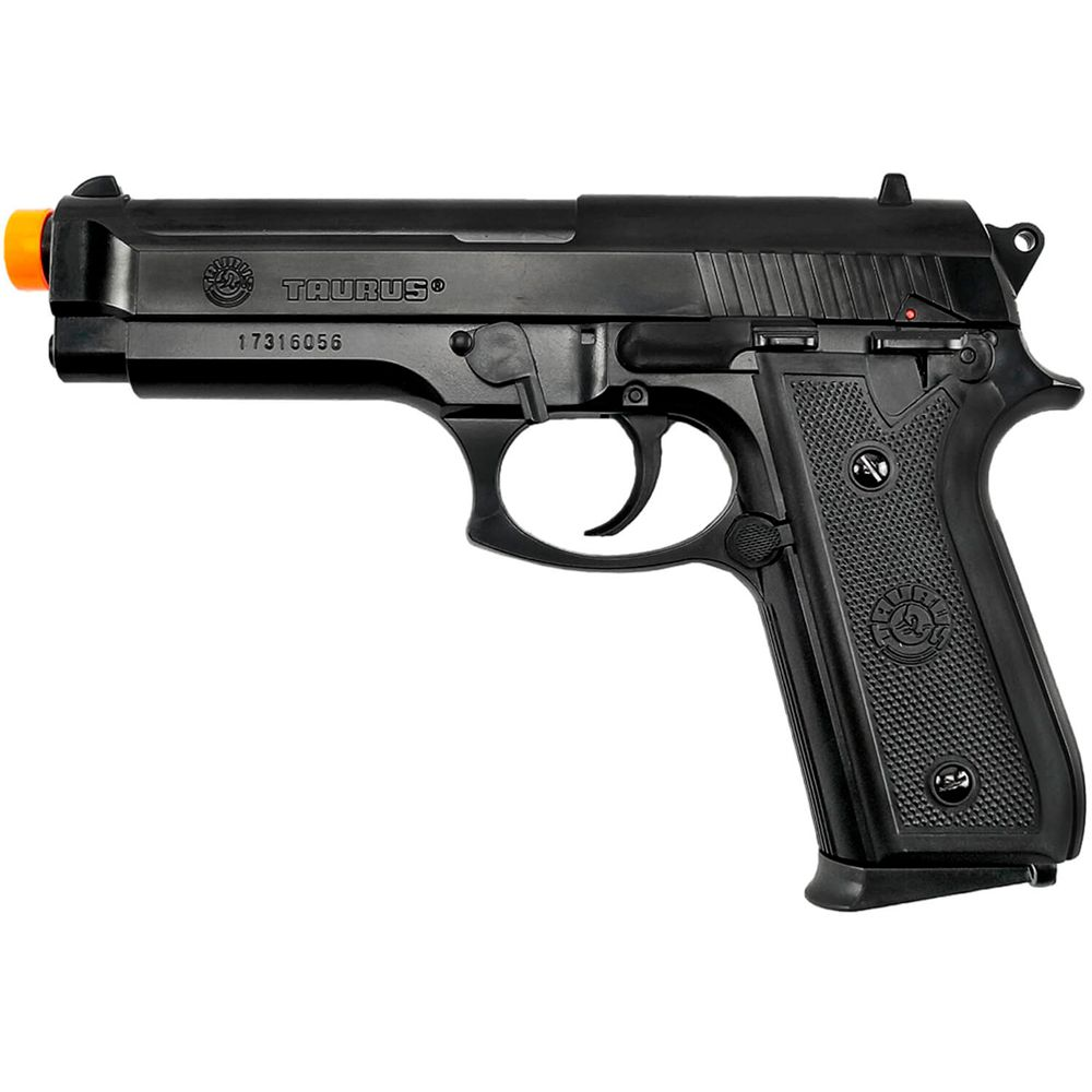 Pistola de Airsoft Spring Taurus PT92 6mm - Cybergun