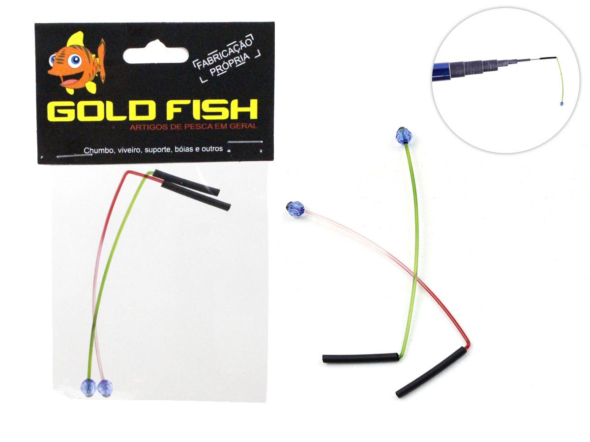 Ponteira Inteligente De Pesca Vara de Mão - Gold Fish