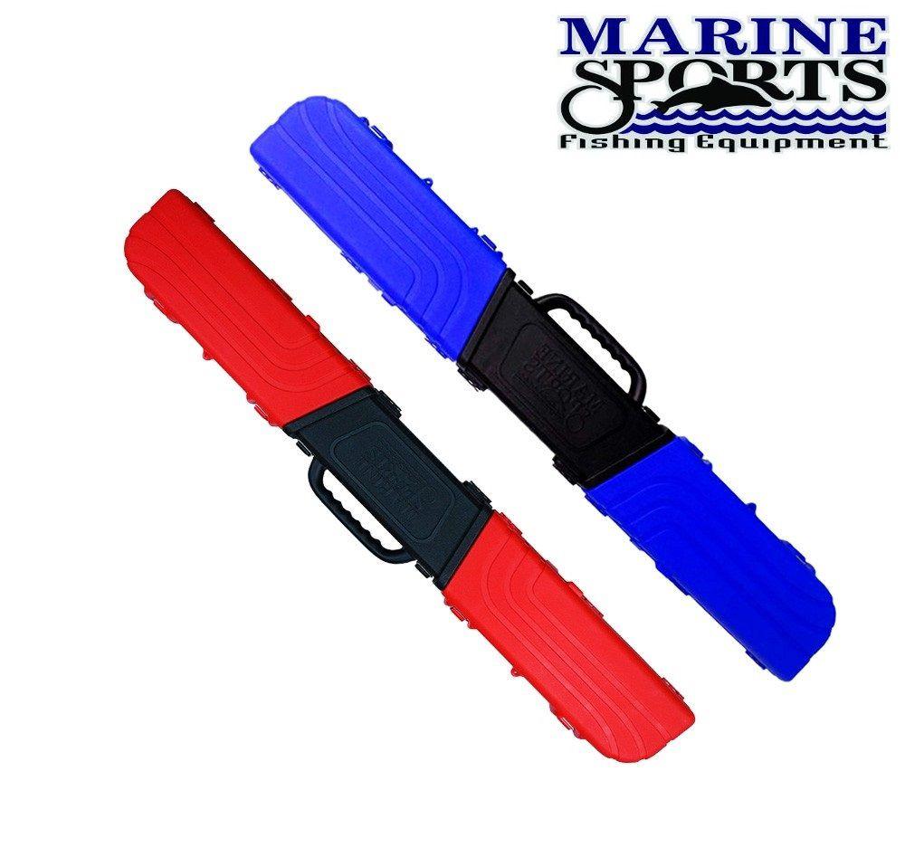 Porta Varas Retrátil Marine Sports MS-RH06 e MS-RH08 - Laranja ou Azul