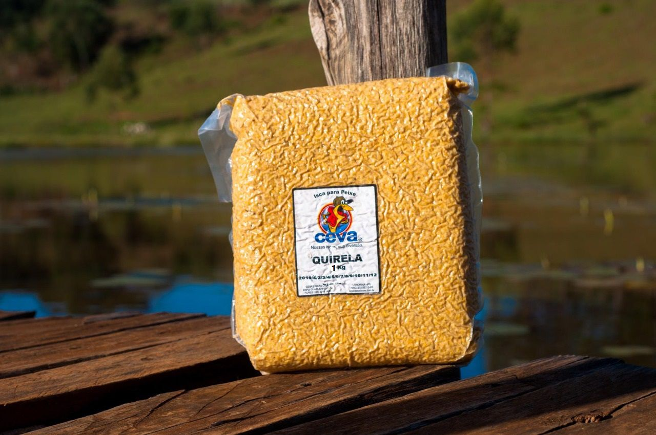 Quirela De Milho CEVA - 1kg