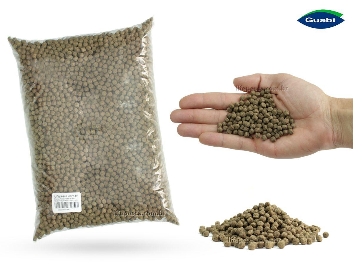 Ração Para Peixe Guabi Crescimento 32% - 10kg