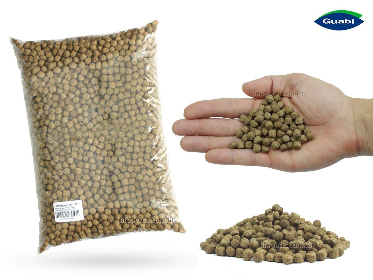 Ração Para Peixe GuabiTech Tilápias 32% - 1kg