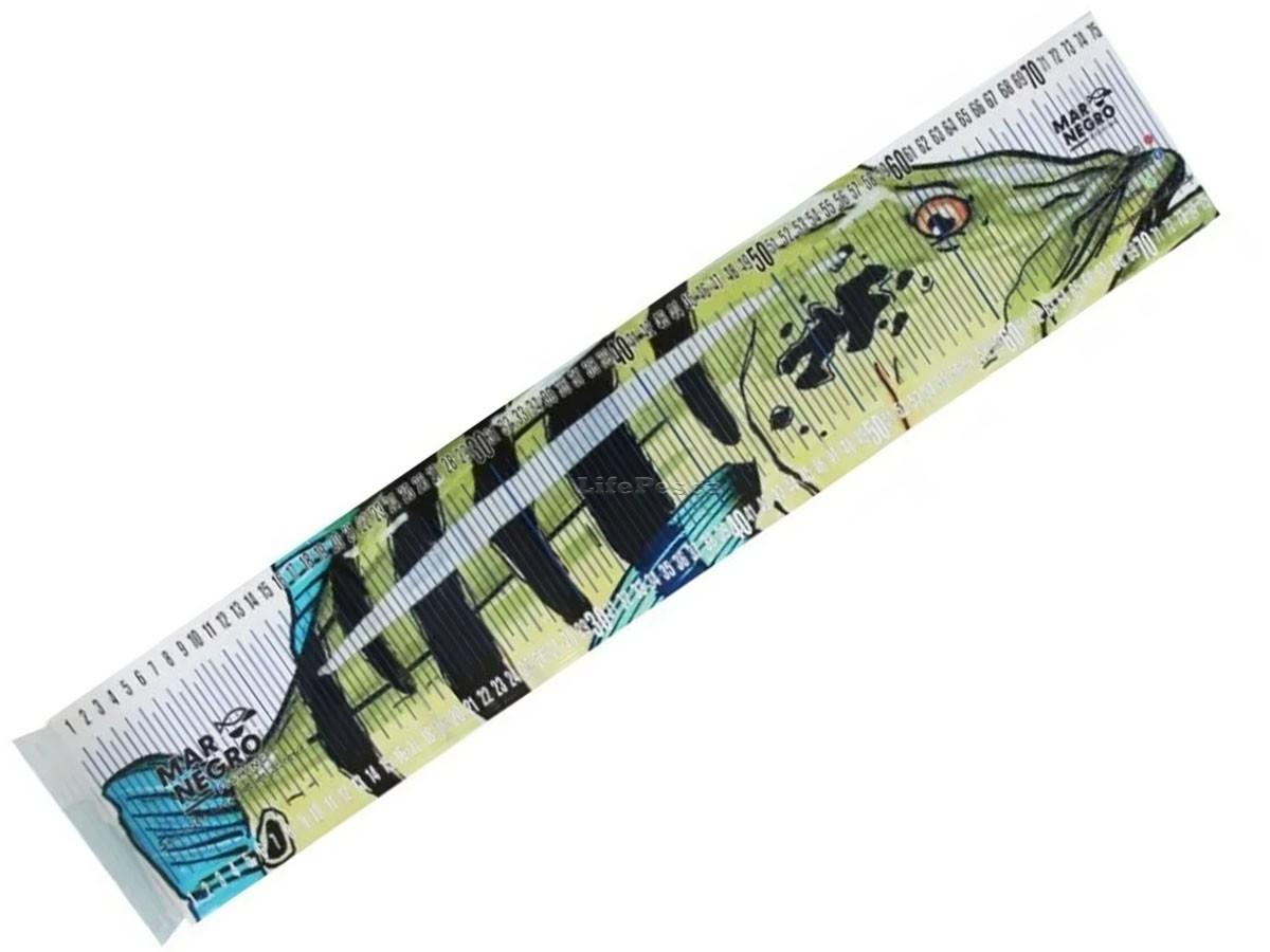 Régua para Medição 75cm - Mar Negro