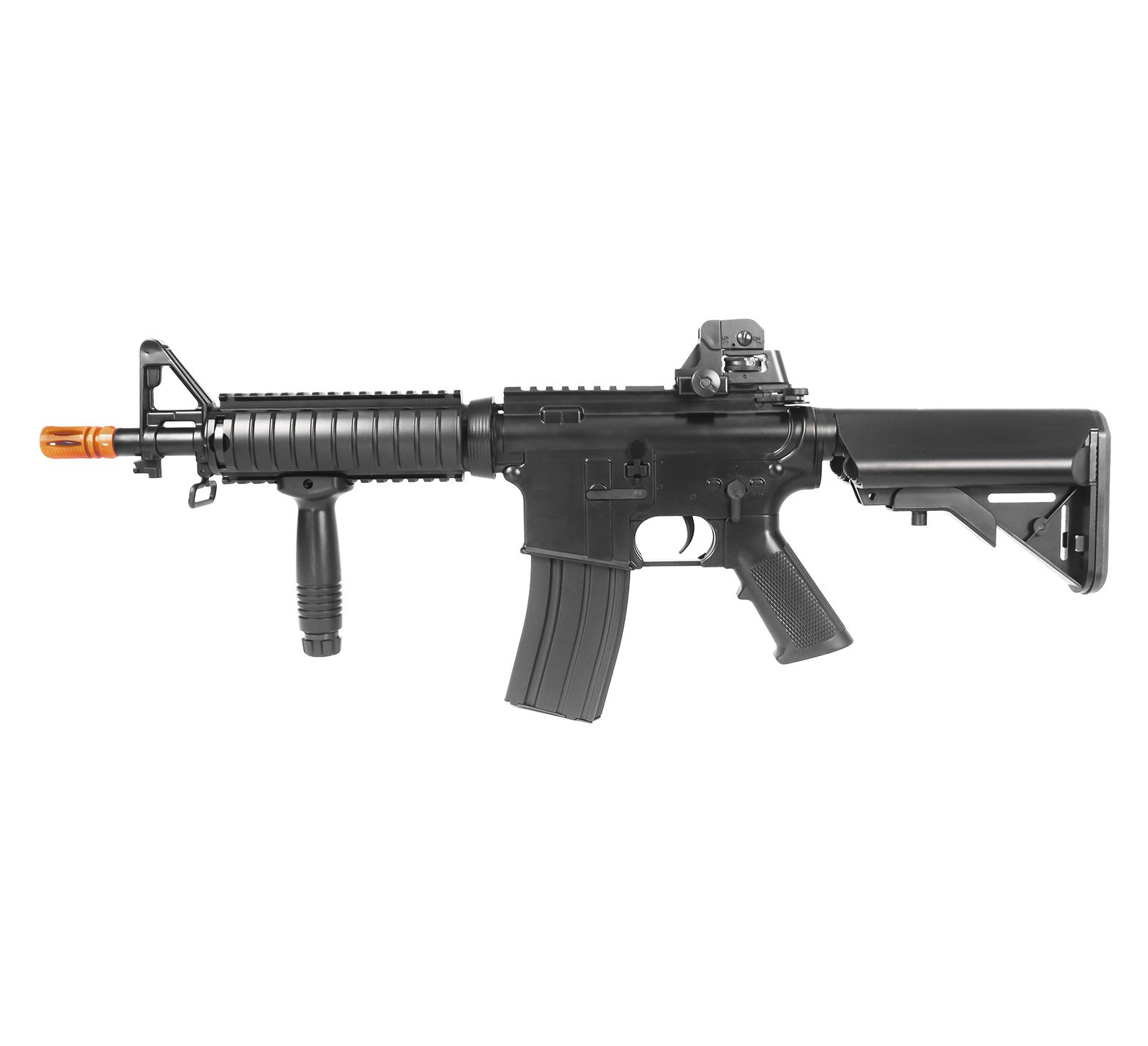 Rifle Airsoft CYMA M4 CQB H.TOY (CM176) Eletrica 6MM