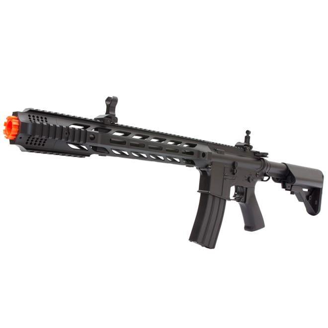 Rifle Airsoft CYMA M4A1 CUSTOM (CM518) Elétrica 6MM