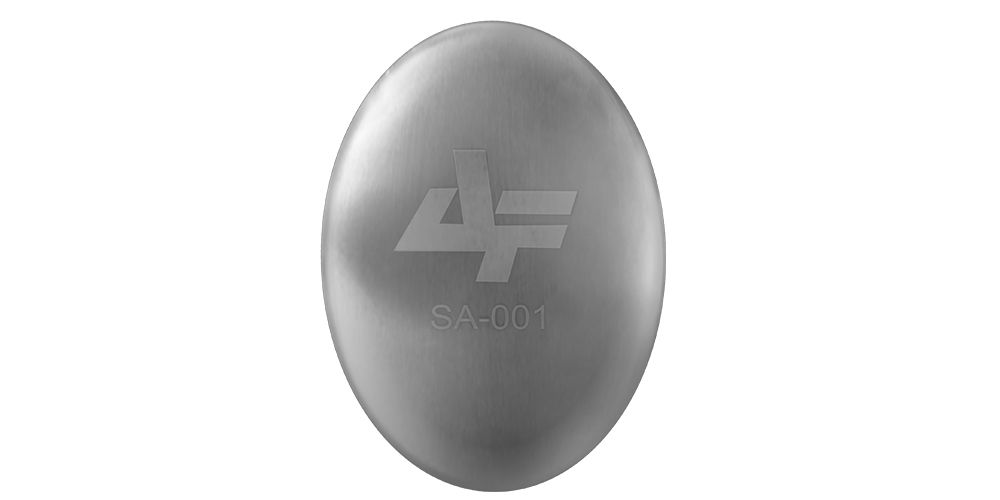 Sabonete Anti-odor Aço Inox SA-001- Albatroz Fishing