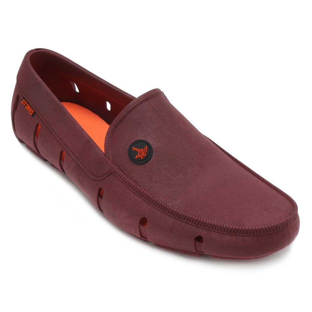 Sapatilha Aquática Mocassim Kit Shoes - Bordô