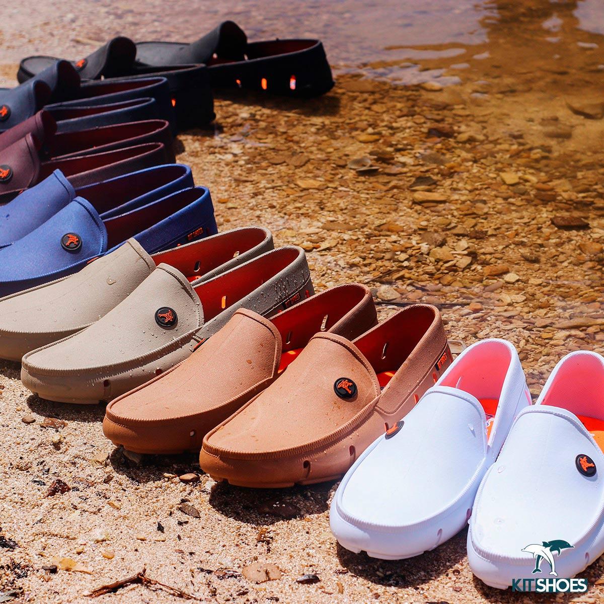 Sapatilha Aquática Mocassim Kit Shoes - Várias Cores
