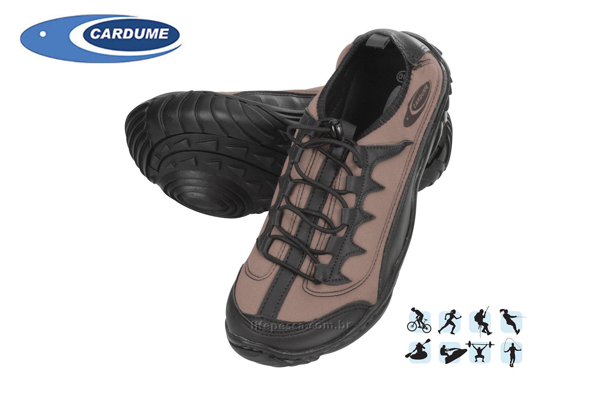 Tênis Anfibius - Cardume Adventure  - Life Pesca - Sua loja de Pesca, Camping e Lazer