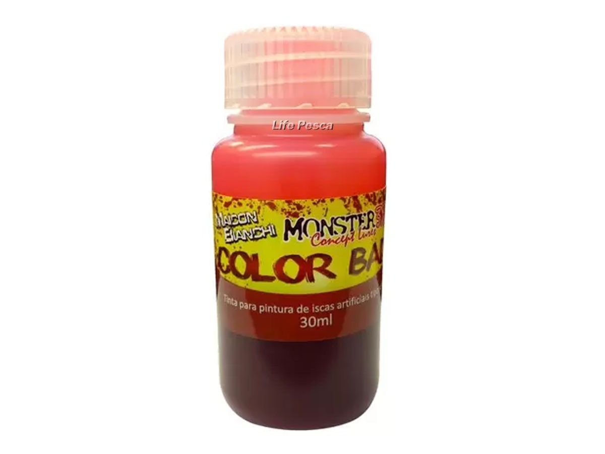Tinta Color Bait Monster 3X (30ml) - Red