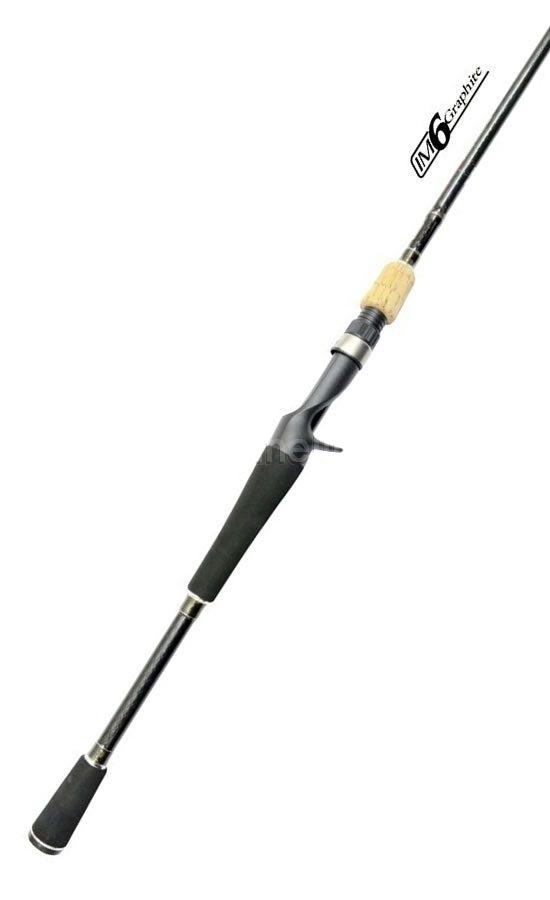Vara Para Carretilha Marine Sports Lubina X 5 6 (1,68m) 10-16lbs LUX-C562M - 2 Partes  - Life Pesca - Sua loja de Pesca, Camping e Lazer