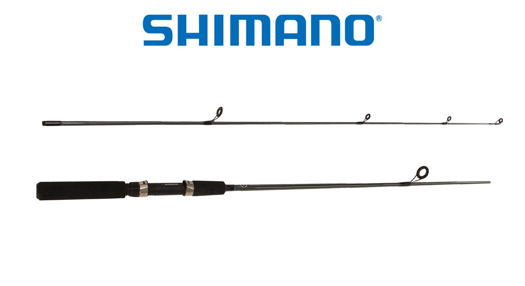 Vara Para Molinete Shimano Fx 6 6 (1,98M) 8-17lbs FXS66MHB2 - 2 Partes  - Life Pesca - Sua loja de Pesca, Camping e Lazer