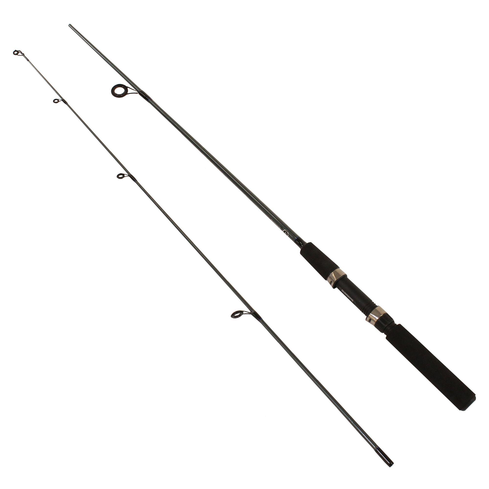 Vara Para Molinete Shimano Fx 8 0 (2,43M) 12-25lbs FXS80MHB2 - 2 Partes  - Life Pesca - Sua loja de Pesca, Camping e Lazer