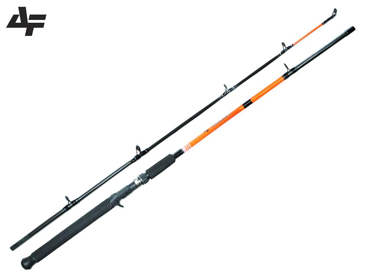 Vara Para Carretilha Albatroz Fishing Manjuba 6