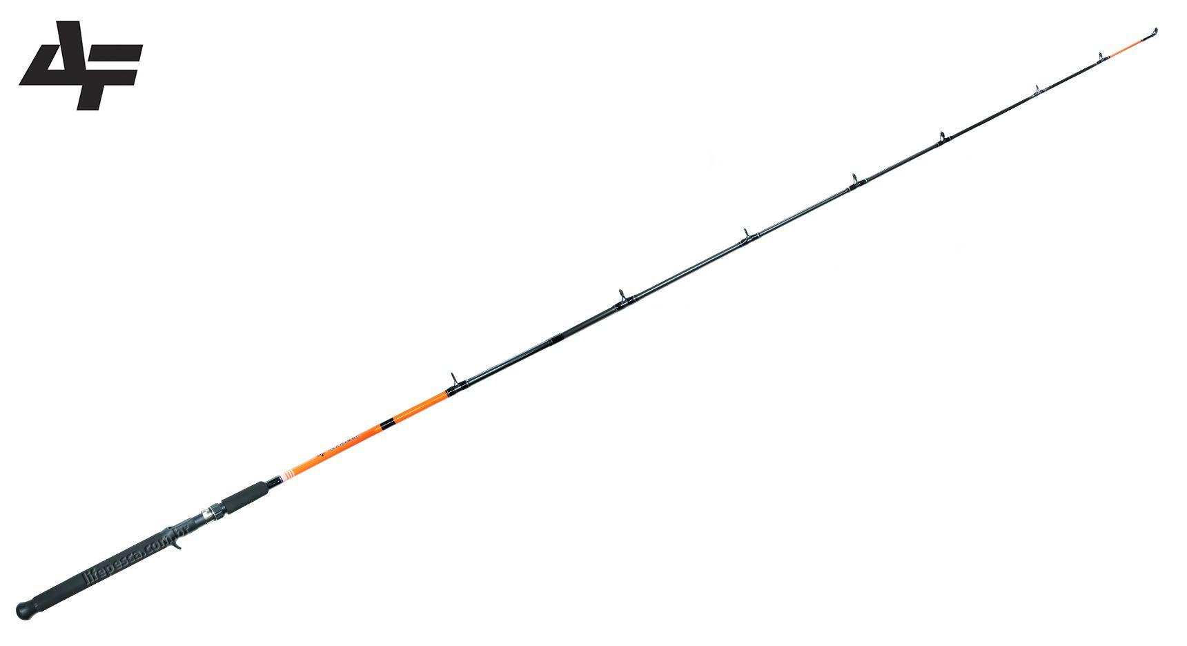 Vara Para Carretilha Albatroz Fishing Manjuba 7