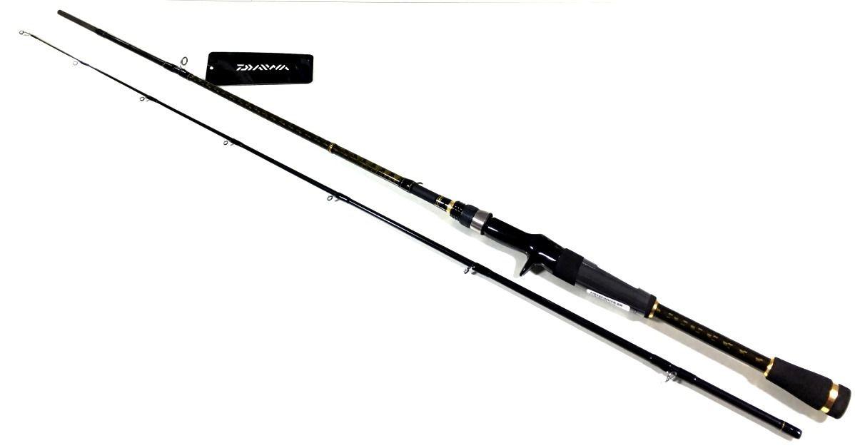 Vara para carretilha Daiwa Aird-X 5 6 (1,68m) 8-17lbs AIRX561MXB-BR - Inteiriça  - Life Pesca - Sua loja de Pesca, Camping e Lazer