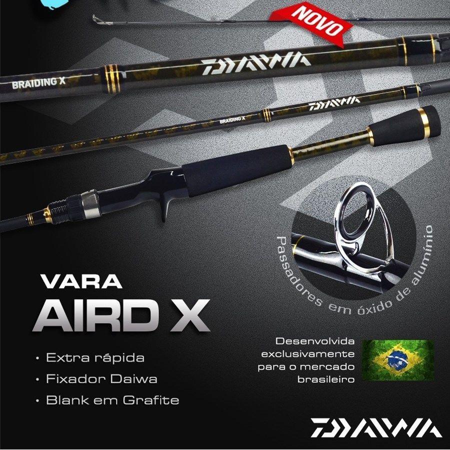 Vara para Carretilha Daiwa Aird-X 5