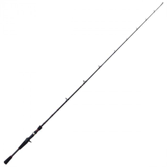 """Vara para carretilha Daiwa Laguna 5""""6"""" (1,68m) 8-16 Lbs - LAG562MFB-BR - 02 partes  - Life Pesca - Sua loja de Pesca, Camping e Lazer"""