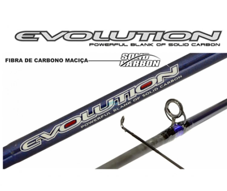Vara para Carretilha Marine Sports Evolution 6