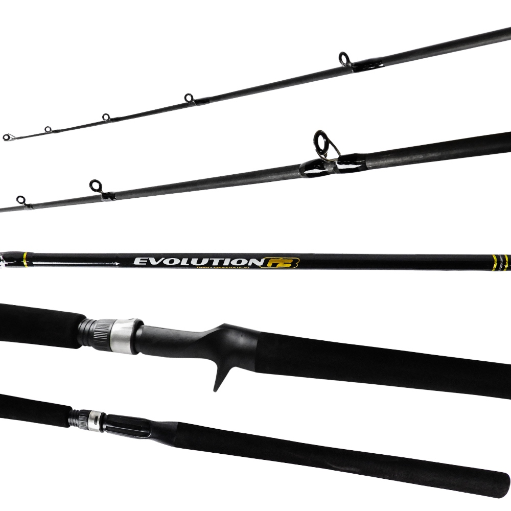 Vara Para Carretilha Marine Sports Evolution G3 7'0