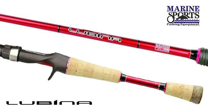 Vara Para Carretilha Marine Sports Lubina Car New 6