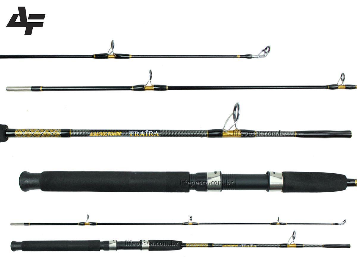 Vara Para Molinete Albatroz Fishing Traíra 6