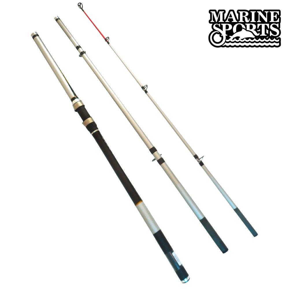 Vara Para Molinete Marine Sports Verano Surf (3,60 Metros) 100-200g VS-3603 - 3 Partes  - Life Pesca - Sua loja de Pesca, Camping e Lazer
