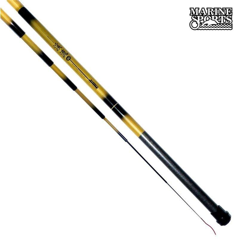 Vara Telescópica Marine Sports Bamboo (2,10m) - 2105  - Life Pesca - Sua loja de Pesca, Camping e Lazer