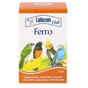 ALCON LABCON CLUB FERRO 15 ML