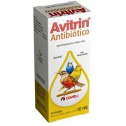 Avitrin Antibiotico 10 Ml Coveli