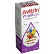 Avitrin Vermífugo 10 Ml Coveli