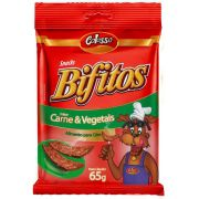 Bifitos Colosso Carne Vegetais 65 Grs
