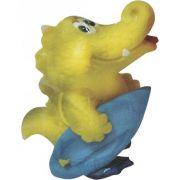 Brinquedo Latex Jacaré