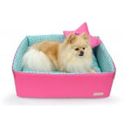 Cama Bichinho Chic Jully Plus Pink